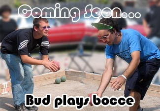 bud dry bocce ball